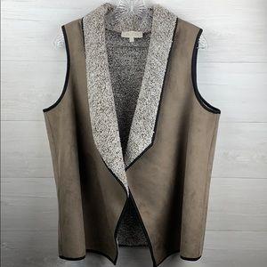 Talbots | Faux Fur Vest